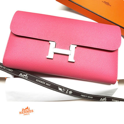 Miracle complete constance long wallet Rose Azalee