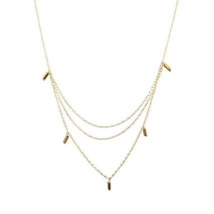 MARIDA 14K Gold Necklaces & Pendants