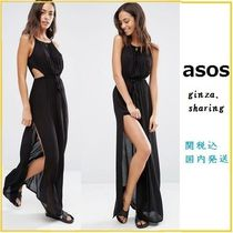 ASOS Plain Beach Cover-Ups