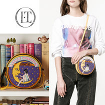 Olympia Le Tan Handmade Party Style Shoulder Bags