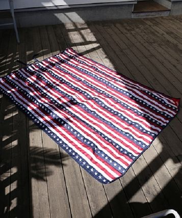 Limited Coleman cloth USA stars and stripes