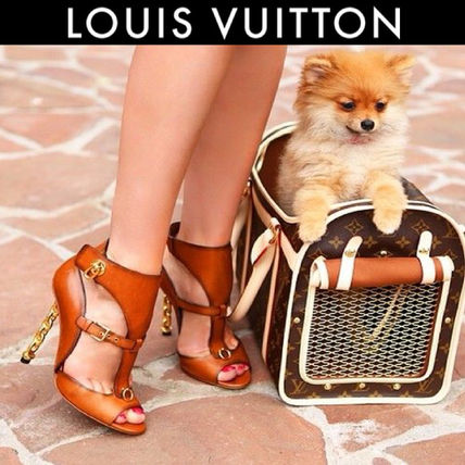 LV 17SS Bowl outing with pet carry bag