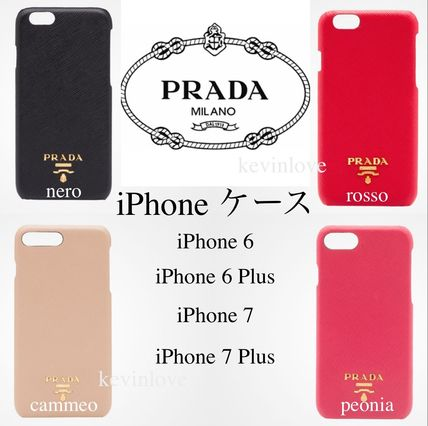 Saffiano iPhone case for each type
