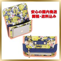 MSGM Flower Patterns 2WAY Chain Party Style Handbags