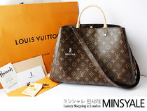 Louis Vuitton MONTAIGNE GM Monogram [London department store new item]