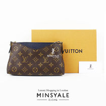 Louis Vuitton PALLAS CLUTCH[London department store new item]
