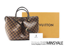Louis Vuitton SIENA MM Damier  [London department store new item]
