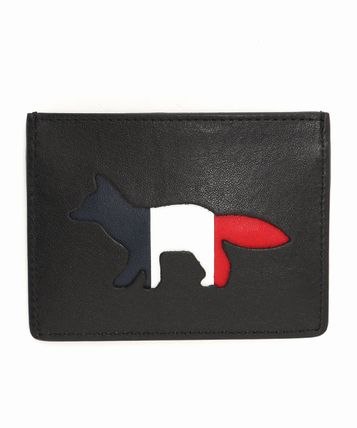Unisex Other Animal Patterns Leather Coin Cases