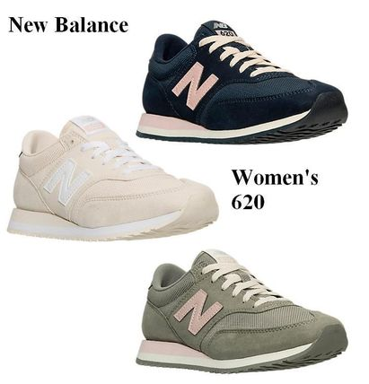 New Balance 620 Street Style Low-Top Sneakers