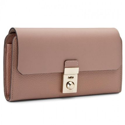 Long wallet PS34 MILANO PEGGY 887998 color MOONSTONE - pink