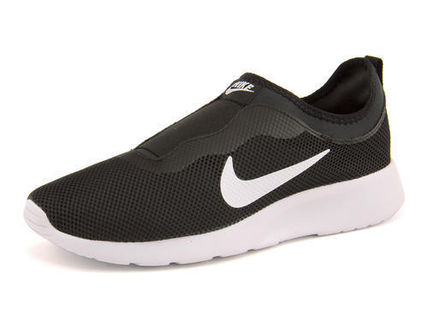 ... Nike Slip-On Rubber Sole Street Style Slip-On Shoes ...