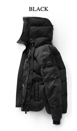 CANADA GOOSE MACMILLAN Camouflage Plain Down Jackets