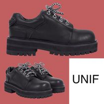 UNIF Clothing Low-Top Sneakers