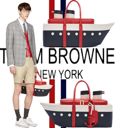 Tom Brown handsome cruise tote back