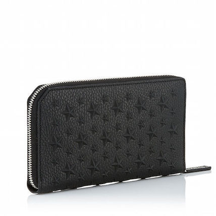 CARNABY star embossed wallet