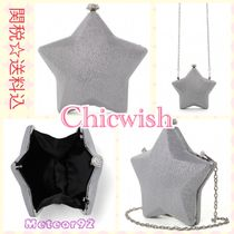 Chicwish Star Chain Party Style Clutches