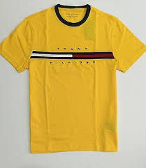 Tommy Hilfiger More T-Shirts Plain T-Shirts 4