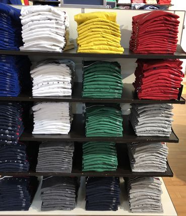 Tommy Hilfiger More T-Shirts Plain T-Shirts 7
