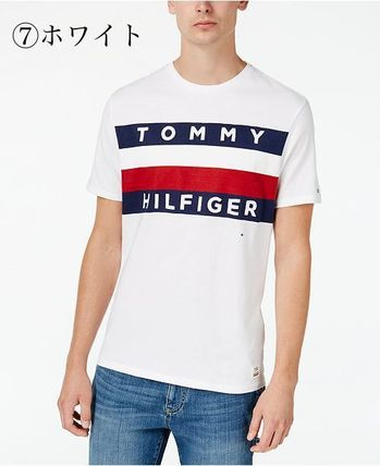 Tommy Hilfiger More T-Shirts Plain T-Shirts 17