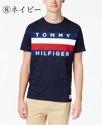 Tommy Hilfiger More T-Shirts Plain T-Shirts 18