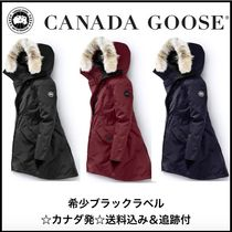 CANADA GOOSE ROSSCLAIR Plain Medium Down Jackets