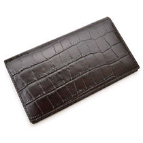 ETTINGER Other Animal Patterns Leather Folding Wallets