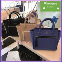 kate spade new york 2WAY Plain Leather Totes