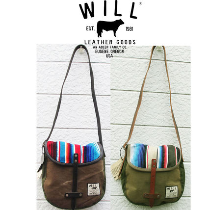 Canvas Tribal Messenger & Shoulder Bags
