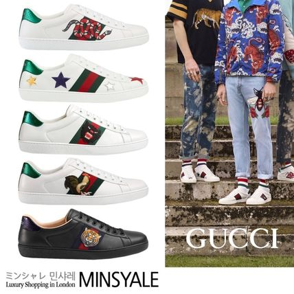 gucci vans. gucci ace embroidered sneaker[london department store new item] gucci vans