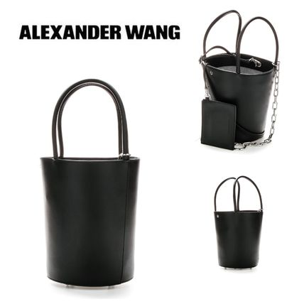 17th SS Alexander Wang Roxy tote back