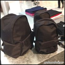 COMME des GARCONS Casual Style Street Style Plain Backpacks