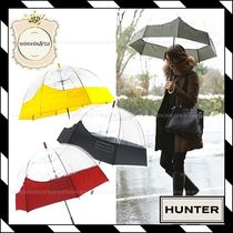 HUNTER Casual Style Umbrellas & Rain Goods