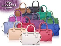 Coach 2WAY Leather Bags