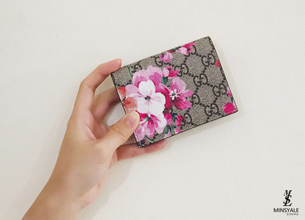 b71fd4f830c797 ... GUCCI Card Holders GG Blooms card case [London department store new  item] 10 ...