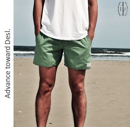 Zaragoza Desl and the middle short-length beach pants