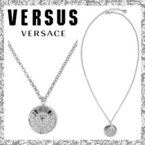 VERSUS VERSACE Street Style Other Animal Patterns Metal Necklaces & Chokers