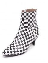 Jeffrey Campbell Other Plaid Patterns Street Style Leather Pin Heels