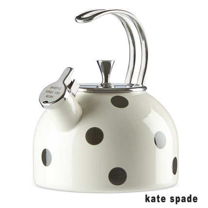 cute Kate spade Kettle polka Dots