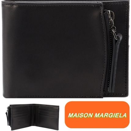 2017SS Maison Margiela Leather bifold wallet
