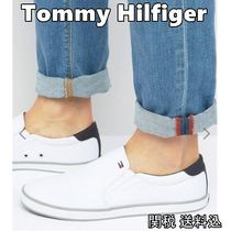 Tommy Hilfiger Plain Loafers & Slip-ons