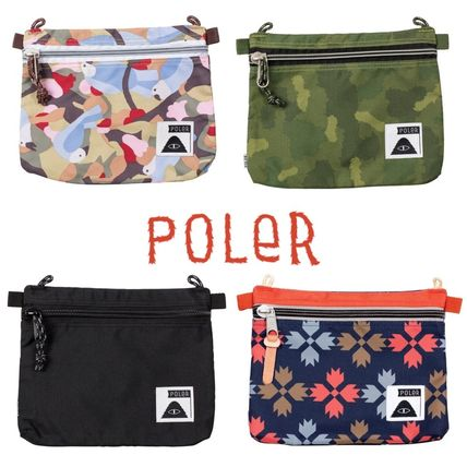 The POLER polar skosh Large Pouch 4 types and