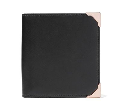 Trend size mini ALEXANDER WANG Prisma leather wallet