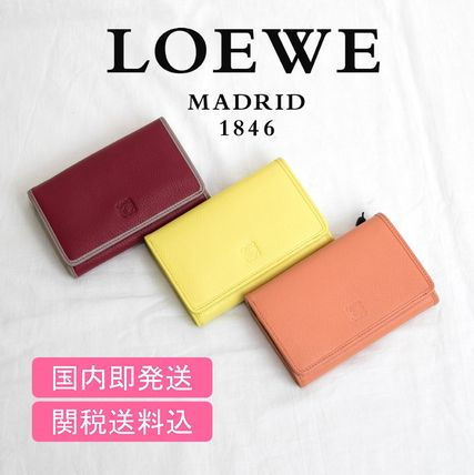 Medium wallet with the finest goat skin