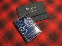Berluti Double-sided stamps x limited edition silver Putin rarities