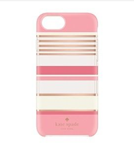 kate spade new york Stripes Smart Phone Cases
