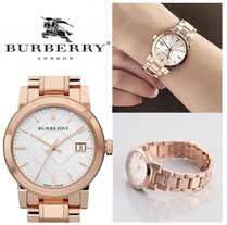 Burberry Stainless Analog Watches