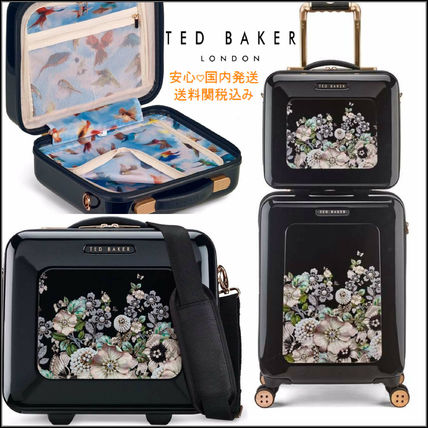 Gem Garden Vanity case Travel Bag