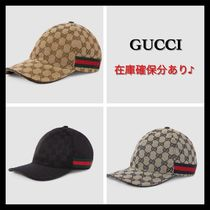 GUCCI Street Style Caps