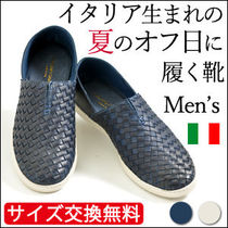 Stefano Gamba Leather Loafers & Slip-ons