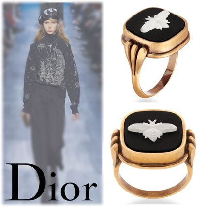 Christian Dior Casual Style Rings